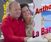 Alle remmen gaan los bij Anthony met tropische La Bamba