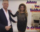Johnny van Veldhoven is betoverd door een meid en dit is Liefde