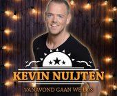 De dag voor Kevin Nuijten is aangebroken, vanavond gaan we los