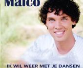 Maico een zanger met ballen, wil weer met je dansen