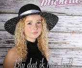 Michelle Okken is blij dat ze leeft in de Nederlandse artiestenwereld