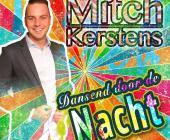 Mitch Kersten wil dansend door de nacht, lekker feesten