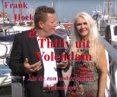 Frank Hoek en Thilly gaan uitaging aan al zon onder gaat