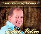 Jeffrey Peters is zo weer bij jou terug als dat moet