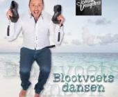 Johan Veugelers gaat blootvoets dansend door het leven