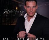 Peter La Haye houdt hoopt dat er iets gezegd wordt