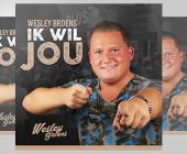 Haagse zanger Wesley Broens raakt in slip, Oh daar ga we weer