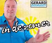 De Zaanse zanger Gerard Doorgeest is In de zomer op zijn best