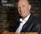 Ray Vennem komt met zomerse, tropische verrassing Hoort mij aan Pessimisten